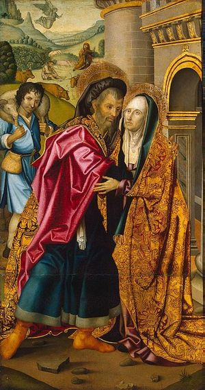 Saints Anne et Joachim